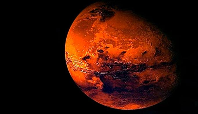 Mars'ta volkanik aktiviteler tespit edildi