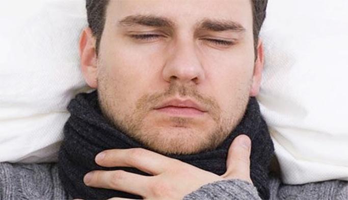 Mevsimsel geçişlerde boğaz ağrılarına dikkat