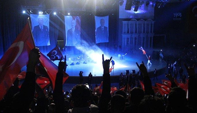 MHP İstanbul teşkilatı 'Evet' için buluştu