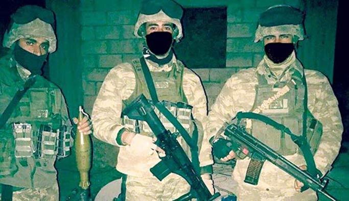 Milli Piyade Tüfeği ilk kez El Bab'daki Mehmetçikte görüntülendi