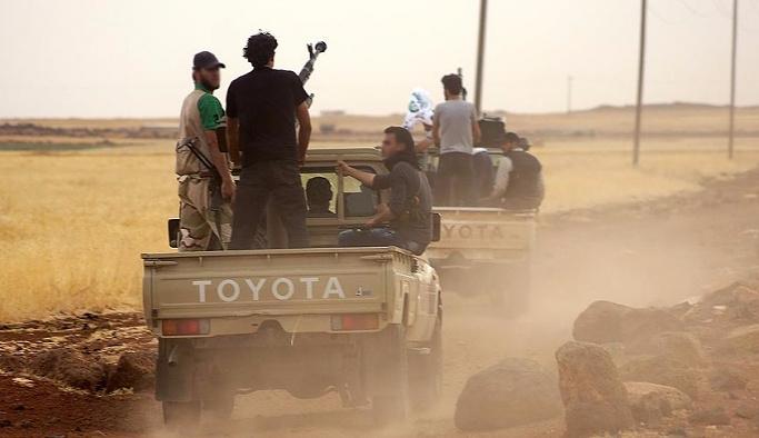 Muhalifler Dera'da rejim güçlerini püskürttü