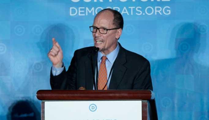Müslüman aday Demokrat Parti lideri olamadı