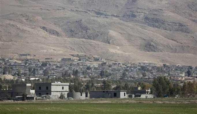 PKK, Mahmur'da karargâh kurdu