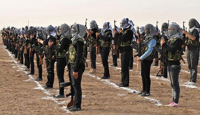 PKK, Suriye'deki kaotik ortamdan faydalanıyor