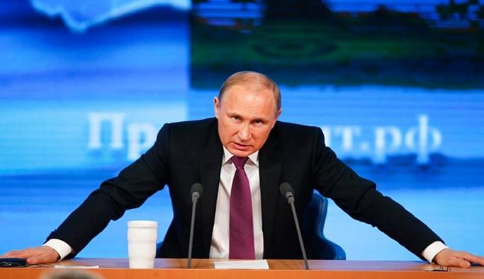Putin: NATO bizi çatışmaya çekmeye çalışıyor