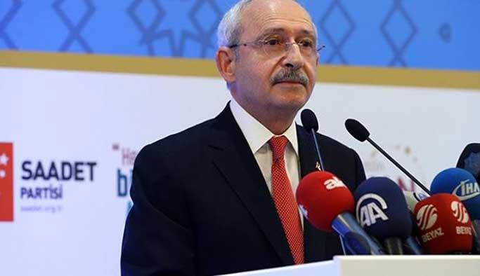 Saadet'in Kılıçdaroğlu davetine AK Parti'den tepki