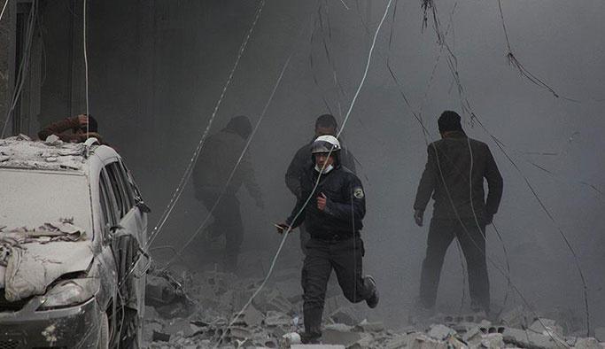 Şam'da sivillere saldırı: 20 ölü,100 yaralı