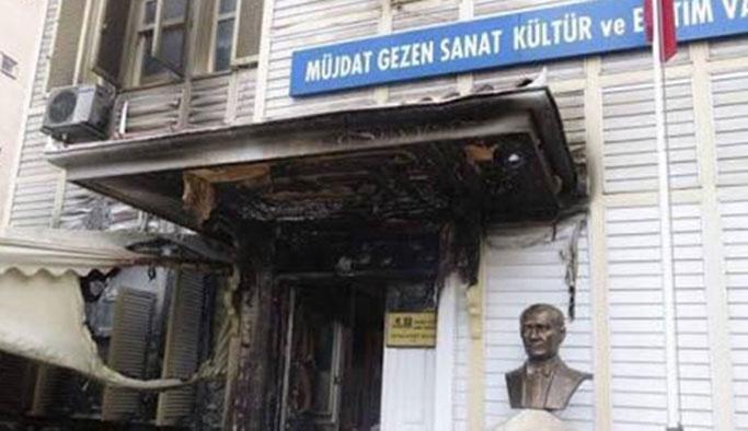 Sanat merkezi saldırganı sakallı değil alkollü çıktı