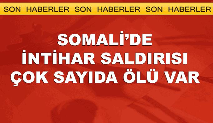 Somali'de intihar saldırısı: 14 ölü