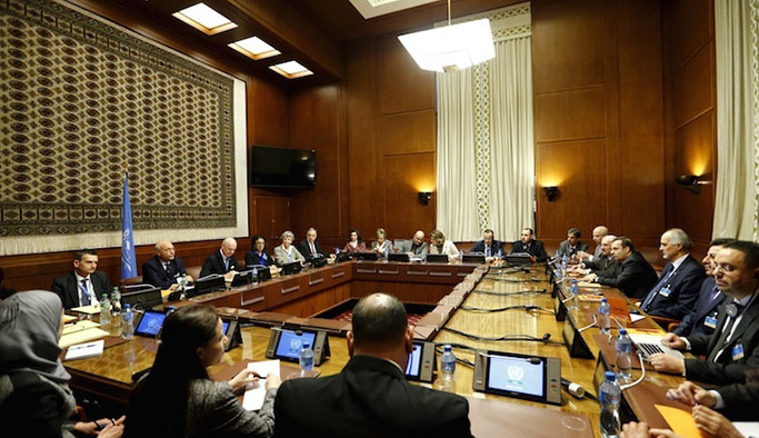Suriyeli muhaliflerden yeni karar: Doğrudan görüşme istediler