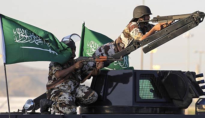 Suudi Arabistan'dan Suriye'ye asker gönderme kararı