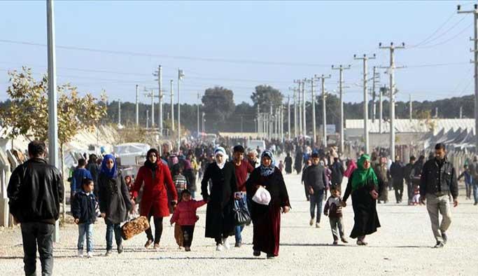 Türkiye'deki göçmen sayısı 3,5 milyonu geçti