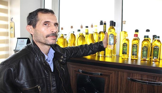 Umre için gittiği Suudi Arabistan'a zeytinyağı ihracatı yapıyor