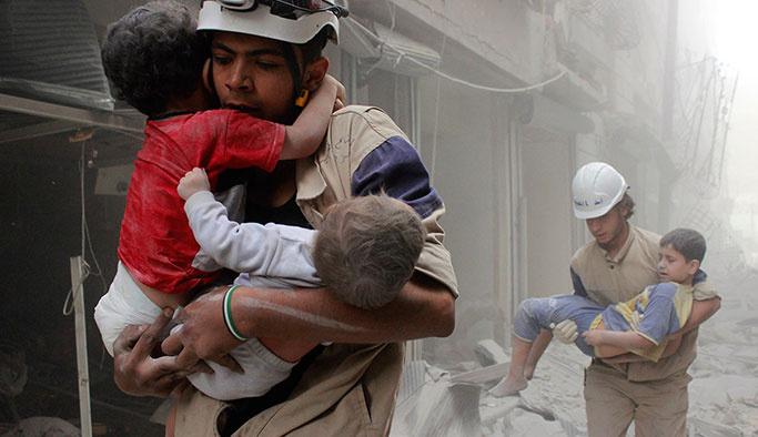 UNICEF, 'Suriye'de bir haftada 20 çocuk öldü'
