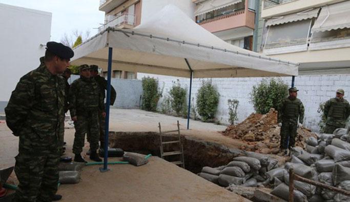 Yunanistan'da  75 bin kişi tahliye edildi