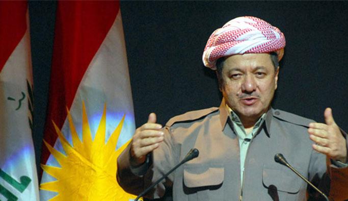 Ziyaret öncesi Barzani'den HDP yorumu