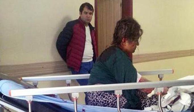 15 köpeğin saldırdığı kadının durumu ağır