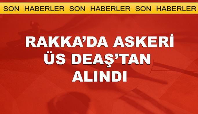 ABD, Tabka askeri üssünü DEAŞ'tan alıp YPG'ye verdi