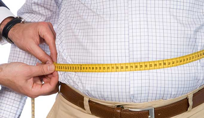 Obezite kireçlenmeye sebep oluyor