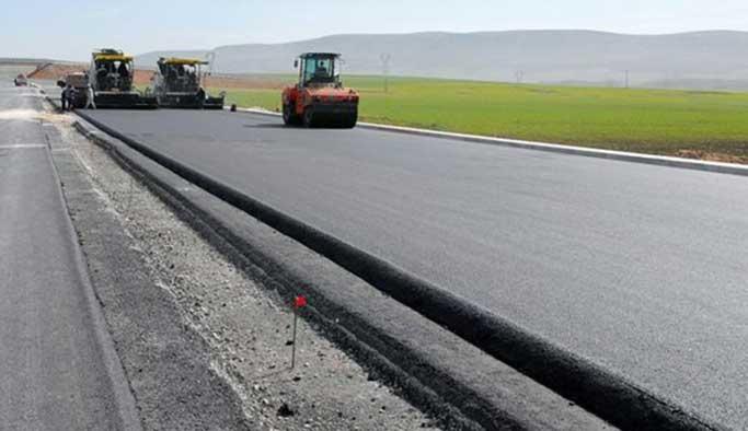 Asfalt yerine beton yollar geliyor
