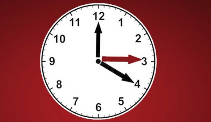 Avrupa Türkiye'nin uyguladığı saate geri döndü