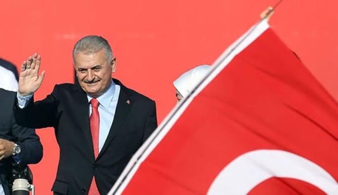 Başbakan Yıldırım Karaman'da konuşuyor CANLI