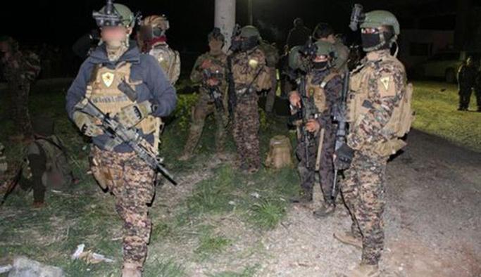 Bu kez ABD askerleri YPG'lilerle görüntülendi
