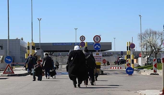 Bulgar ırkçılar sınırda Türklere engel olmaya devam ediyor