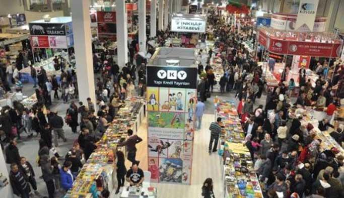 Bursa 15. Kitap Fuarı etkinlik programı açıklandı