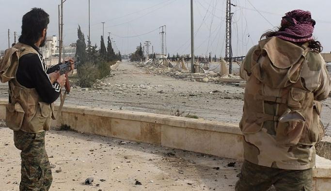 Cenevre'de oyalama, Suriye'de çatışma