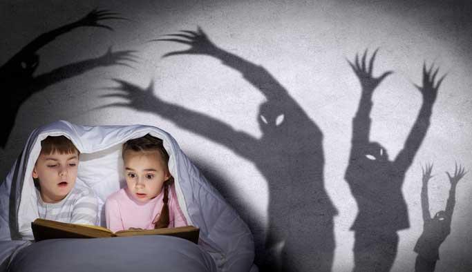 Çocukluk korkularıyla baş etmenin yolları