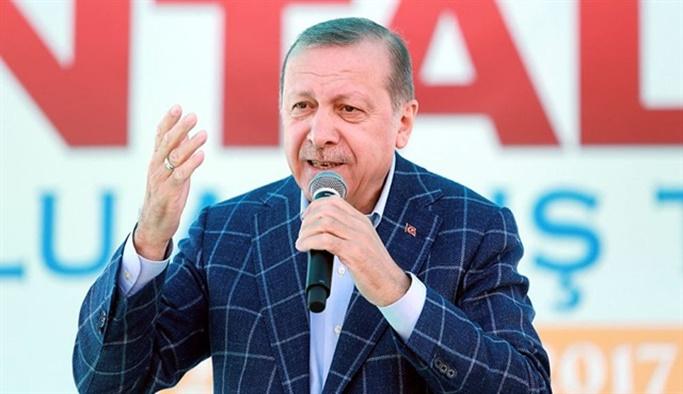 Cumhurbaşkanı Erdoğan: Faşistsiniz faşist