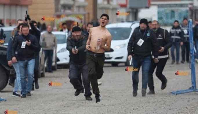 Diyarbakır'daki Nevruz'da şüpheliyi öldüren polisler açığa alındı