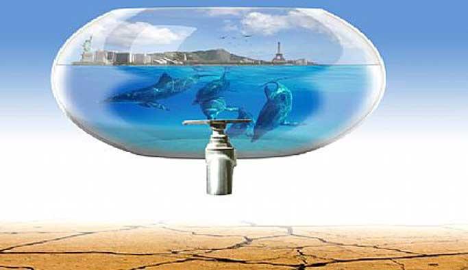 """Dünya Su Günü'nde """"Su Kaşifleri"""" Görevde"""