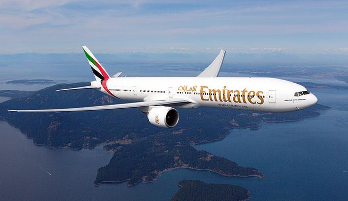 Emirates Atina üzerinden New York'a günlük sefer başlatıyor