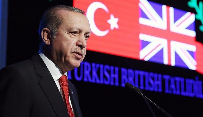 Erdoğan'dan AB'ye 'TRexit' sürprizi