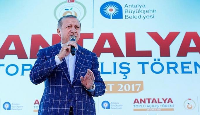 Erdoğan: Ey Kılıçdaroğlu sen yalan makinesisin