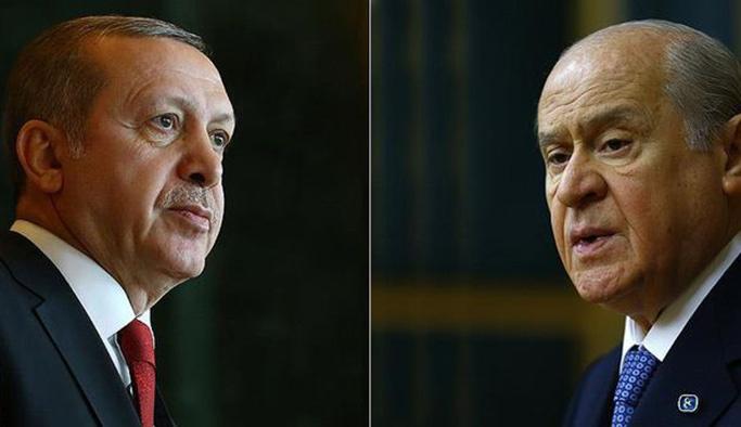 Erdoğan'dan 'Bahçeli yardımcı olacak mı?' sorusuna cevap