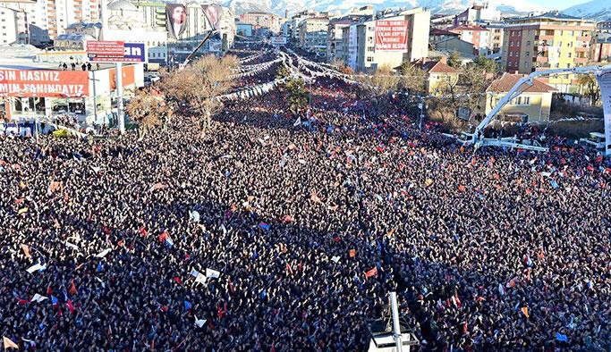 Erdoğan final için 'Dadaş Kent'i seçti