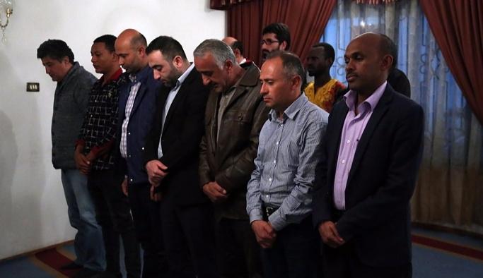 Etiyopya'da Regaib Kandili Programı