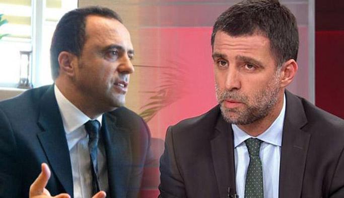 Galatasaray Hakan Şükür yanlışından döndü