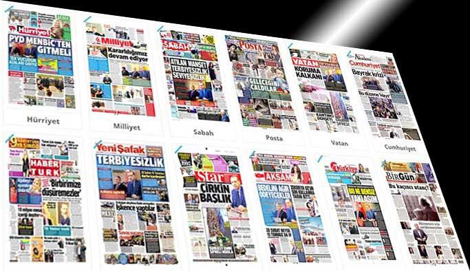 Gazetelerin bugünkü manşetleri - 1 Mart 2017