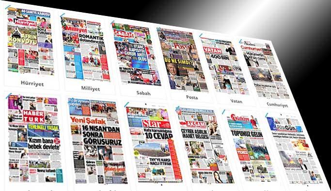 Gazetelerin bugünkü manşetleri - 22 Mart 2017