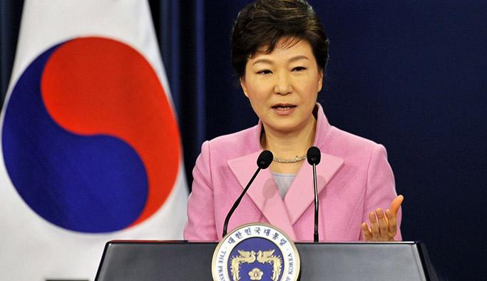 Güney Kore'nin azledilen devlet başkanı tutuklandı