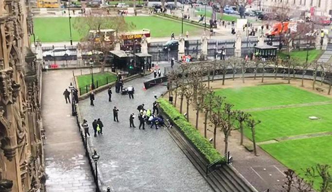 Londra'daki saldırıda ölü sayısı 4'e yükseldi