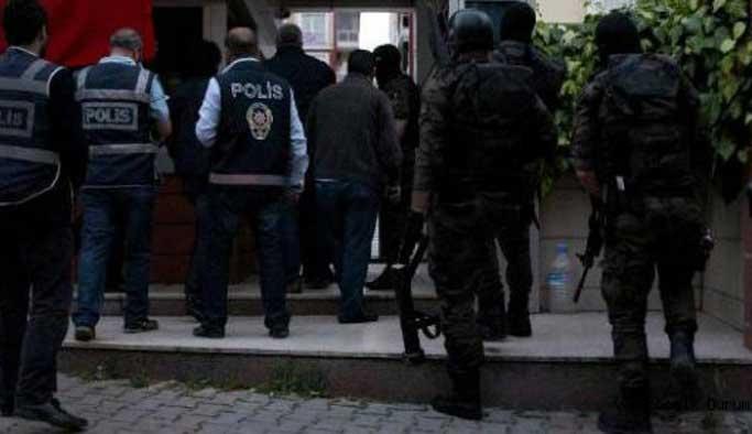 İstanbul'da rüşvet operasyonu, 21 kişi tutuklandı