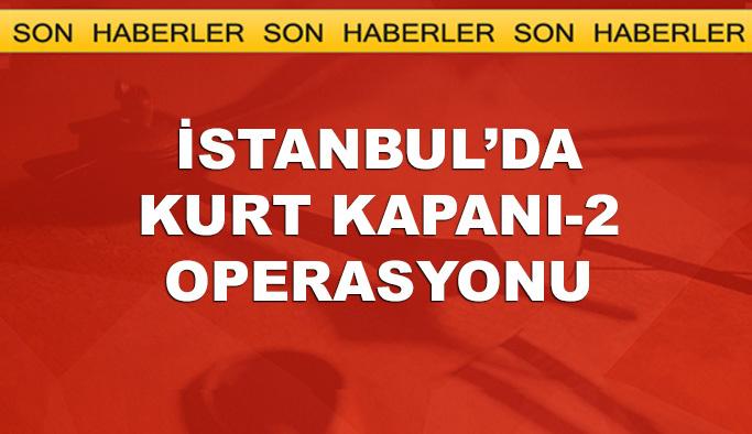 İstanbul'un tüm giriş çıkışları tutuldu
