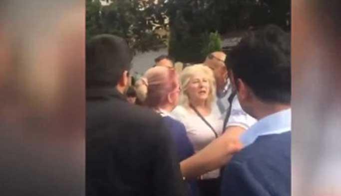 İşte AK Partililere saldıran kadınlar