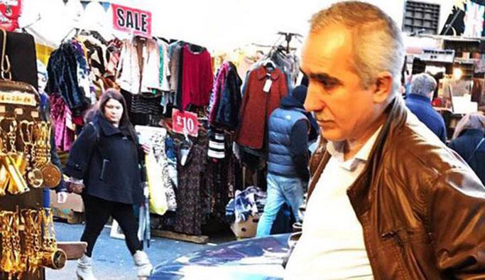 İstihbarat: Londra'da görülen kişi Adil Öksüz değil