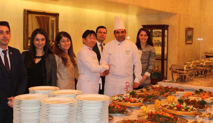 Japonya Türk gıda ihracatçılarının hedef pazarı